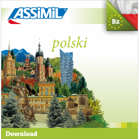 Polski (mp3 descargable polonés)
