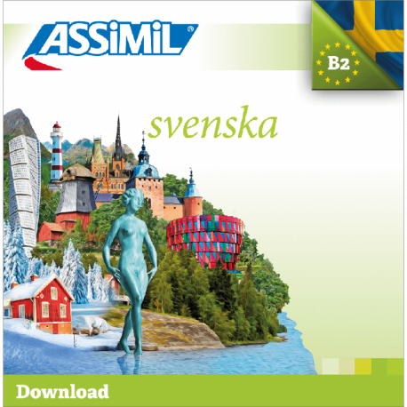 Svenska (mp3 descargable sueco)