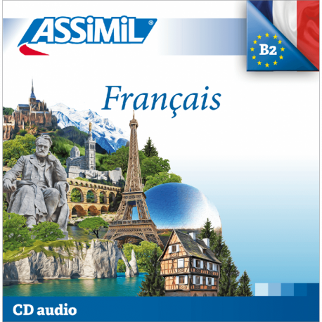 Français (French audio CD)