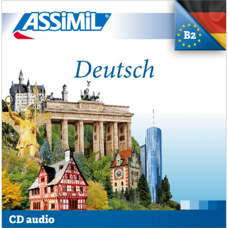 Deutsch (German audio CD)