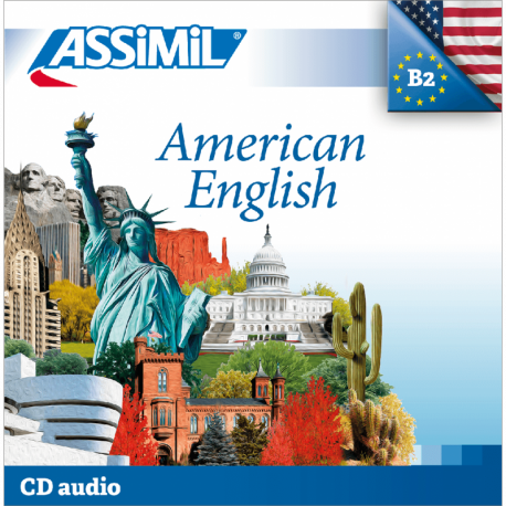 American English (CD audio Anglais d'Amérique)