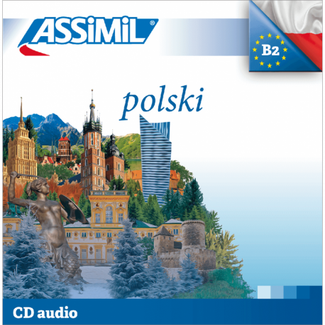 Polski (Polish audio CD)