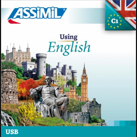 Using English (Using English mp3 USB)