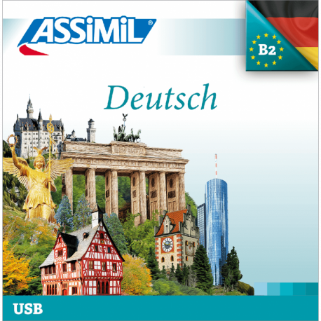 Deutsch (USB mp3 alemán)