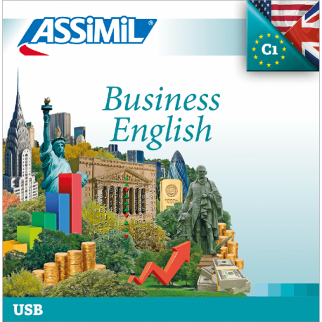 Business English (USB mp3 Anglais des affaires)