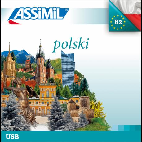Polski (USB mp3 polonés)