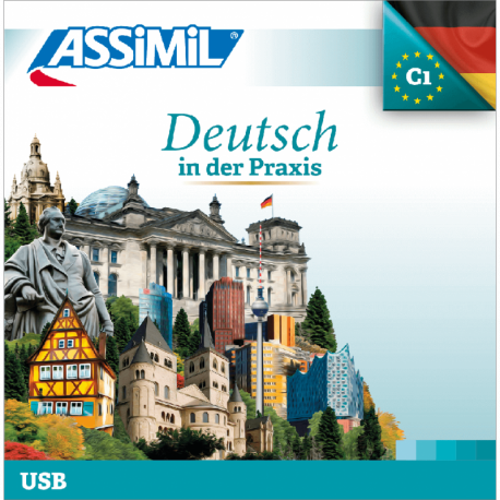 Deutsch in der Praxis (USB mp3 Allemand)