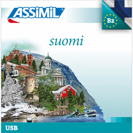 Suomi (Finnish mp3 USB)