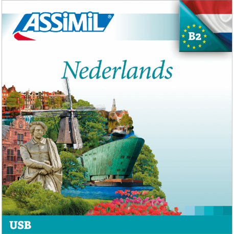 Nederlands (USB mp3 Néerlandais)