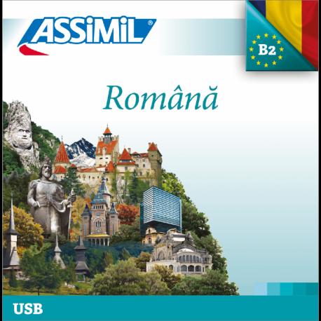 Română (Romanian mp3 USB)