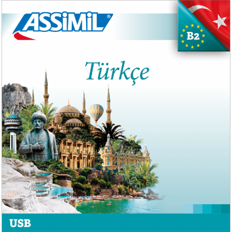 Türkçe (Turkish mp3 USB)