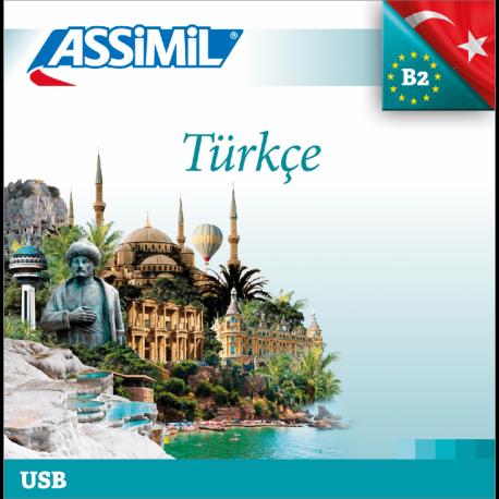 Türkçe (USB mp3 Turc)