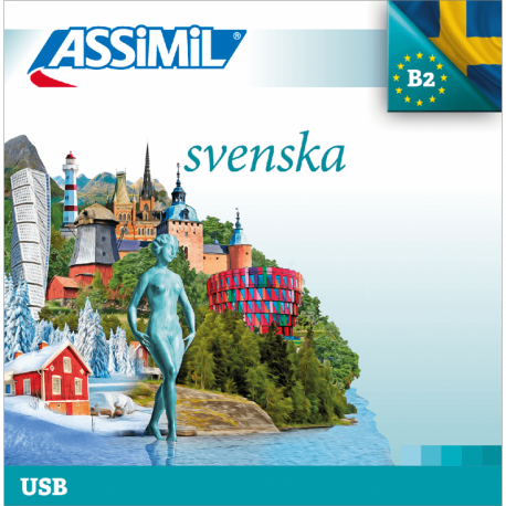 Svenska (USB mp3 sueco)