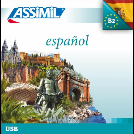 Español (USB mp3 Espagnol)