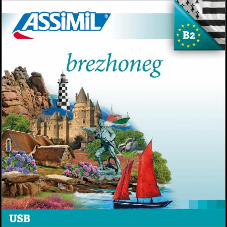 Brezhoneg (Breton mp3 USB)