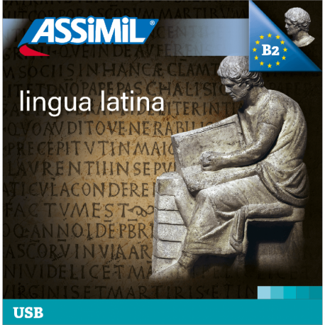 lingua latina (USB mp3 latín)