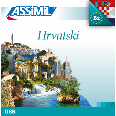 Hrvatski (Croatian mp3 USB)