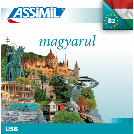 Magyarul (USB mp3 Hongrois)