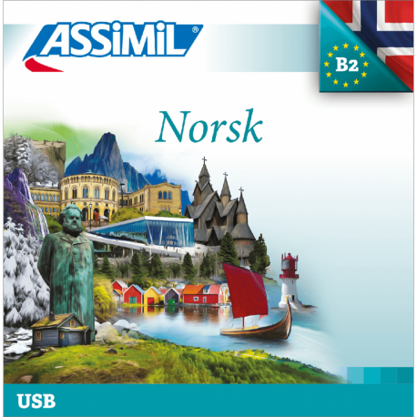 Norsk (USB mp3 Norvégien)