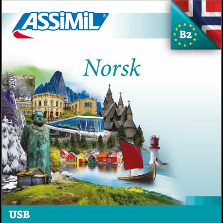 Norsk (Norwegian mp3 USB)