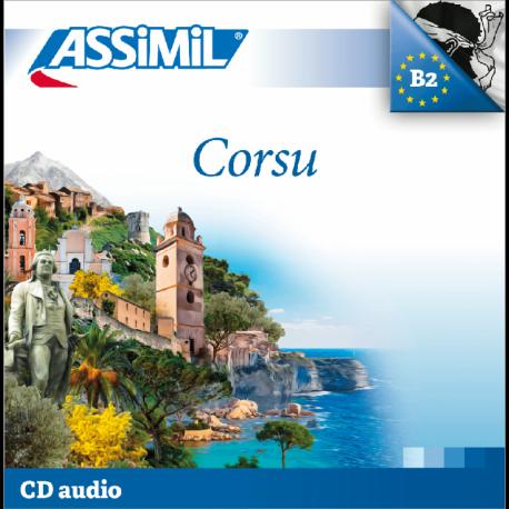 Corsu (Corsican audio CD)