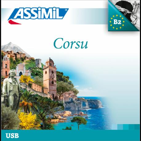 Corsu (Corsican mp3 USB)