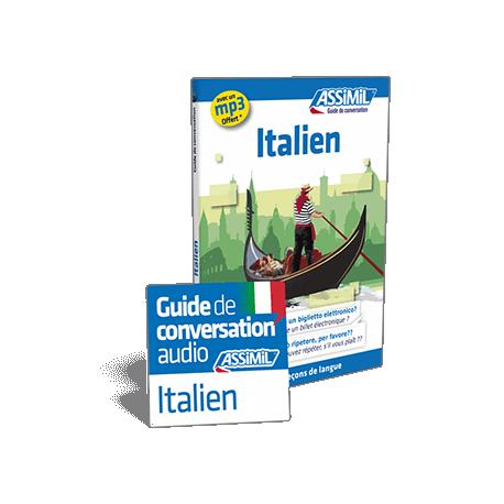 Italien (guide + téléchargement mp3)