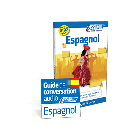 Espagnol (phrasebook + mp3 download)