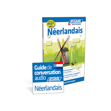 Néerlandais (phrasebook + mp3 download)