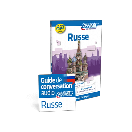 Russe (phrasebook + mp3 download)