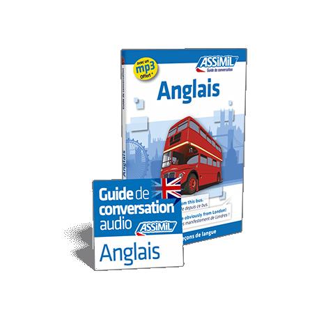 Anglais (guide + téléchargement mp3)