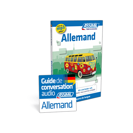 Allemand (phrasebook + mp3 download)