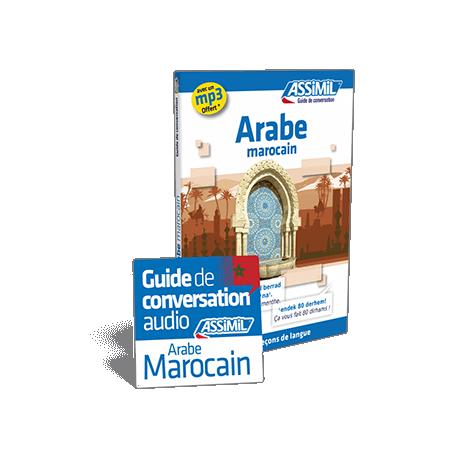 Arabe marocain (guide + téléchargement mp3)