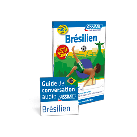 Brésilien (phrasebook + mp3 download)