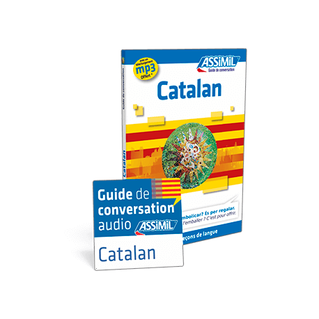 Catalan (phrasebook + mp3 download)