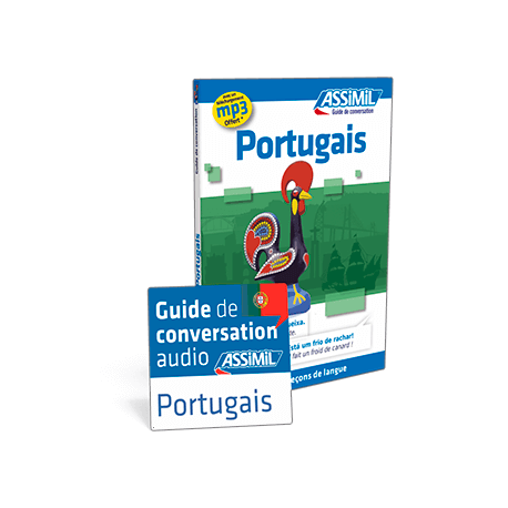 Portugais (phrasebook + mp3 download)