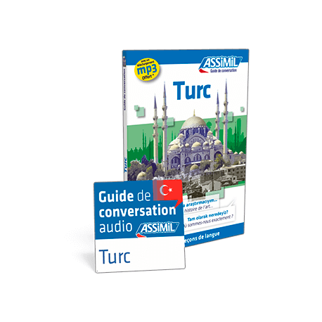 Turc (phrasebook + mp3 download)