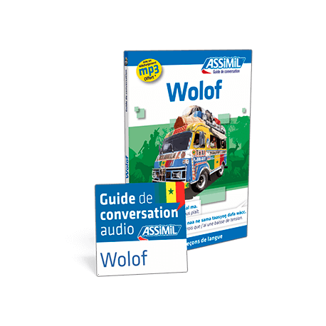 Wolof (phrasebook + mp3 download)