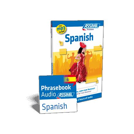 Spanish (phrasebook + mp3 download)