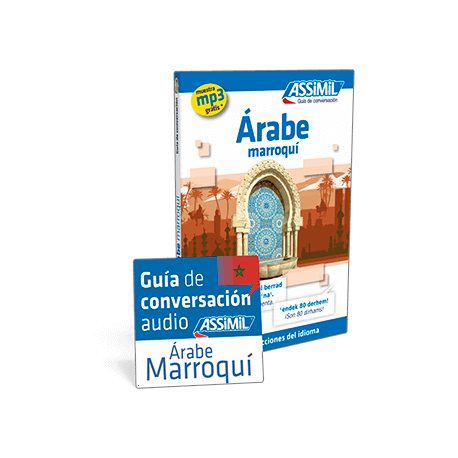 Árabe marroquí (guide + téléchargement mp3)