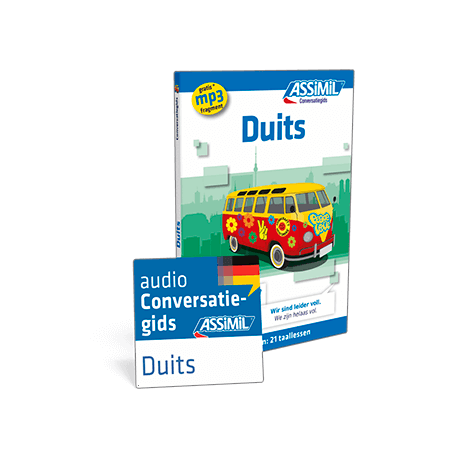 Duits (phrasebook + mp3 download)