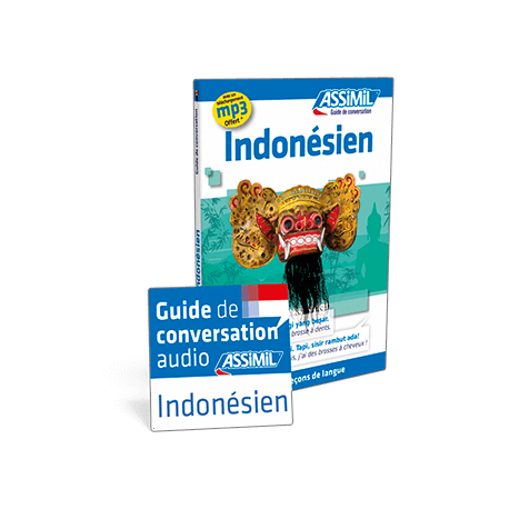 Indonésien (phrasebook + mp3 download)
