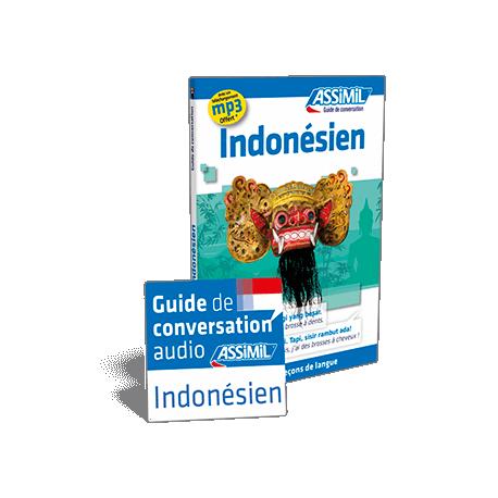Indonésien (phrasebook + mp3 download)