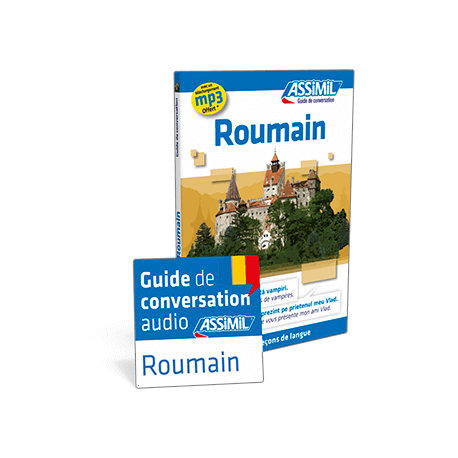 Roumain (phrasebook + mp3 download)