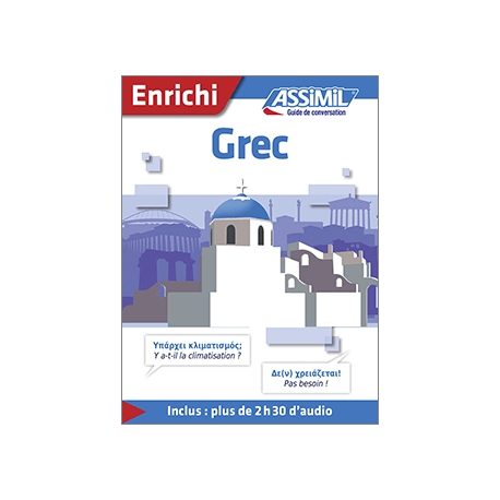 Grec (livre numérique enrichi)