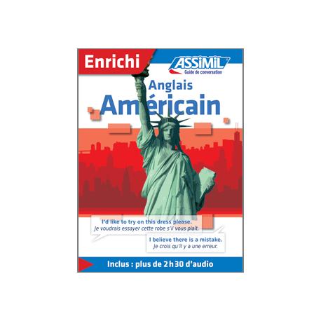 Anglais américain (livre numérique enrichi)