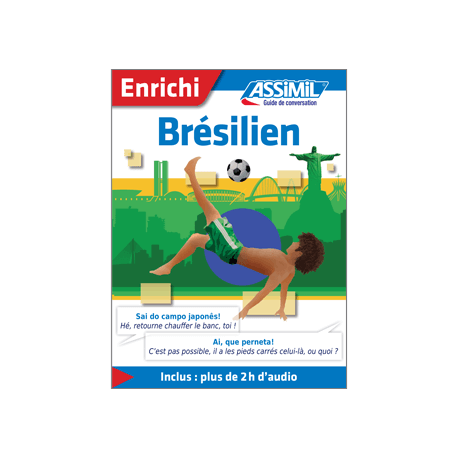 Brésilien (enhanced ebook)