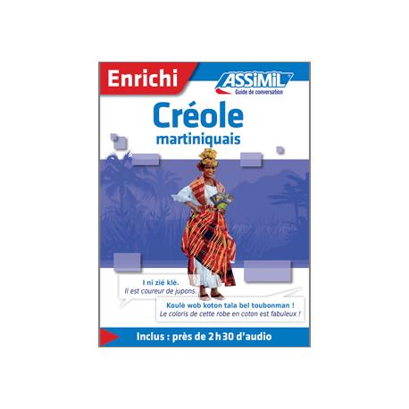 Créole martiniquais (livre numérique enrichi)