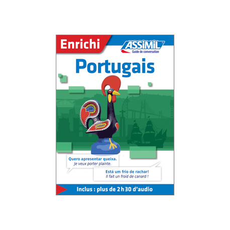 Portugais (enhanced ebook)