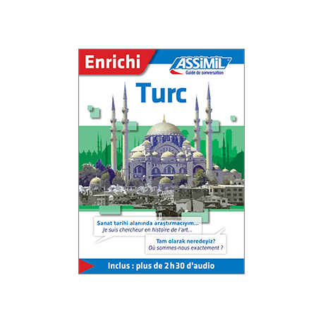 Turc (enhanced ebook)
